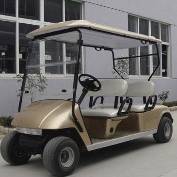 雷电竞官网地址高尔夫球车4座观光车